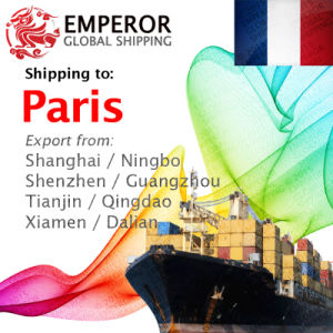 Sea Freight Shipping From China to Paris, France