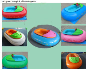 2017 Hot Sell Frame Swimming Pool Water Park Kid Bumper Boat (jsb5004) pictures & photos