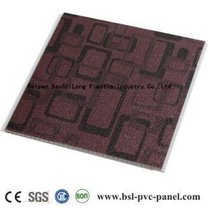 New Pattern Laminated PVC Wall Panel