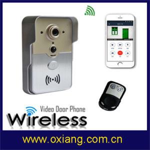 Wireless WiFi Video Smart Doorbell HD Camera Monitor HD Visual Intercom pictures & photos