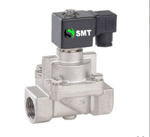 Ysi Series Stainless Steel Piston High-Pressure Solenoid Valve pictures & photos