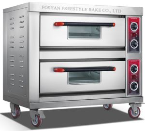 Electric Deck Oven (RM-2-2D)