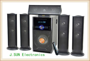 5.1 Audio Amplifier Home Theatre Speakers (DM-6516)