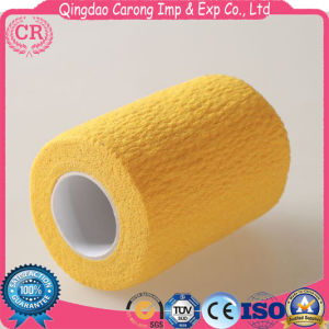 Light Weight Cotton Cohesive Medical Bandage pictures & photos