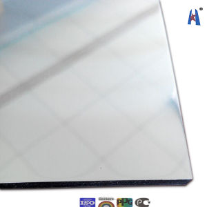Sliver Mirror High Quality Decorative Fireproof Board pictures & photos