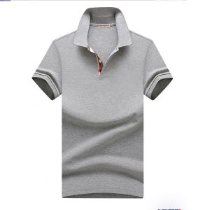 Dry Fit Plain Cotton Polo Shirt Golf Men′s Polo Shirt pictures & photos