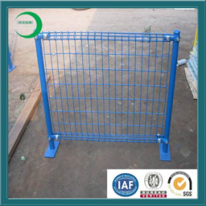 Hot Dipped Galvanized Double Wire Protection Temporary Fencing pictures & photos