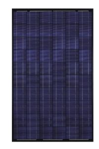 Black 250W Solar Panel