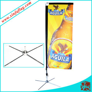 Marketing Knife Flag Printing Banner Flag Display pictures & photos
