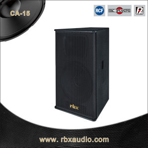 Ca-15 Single 15 Inches 2-Way PA Sound