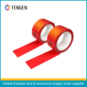 Anti-Counterfeiting Adhesive Packaging Tape pictures & photos