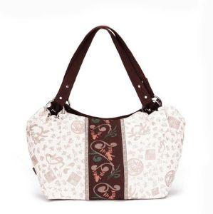 OEM New Design Fabric Handbag pictures & photos