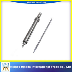 Zinc Plated Steel Laser Cutting Shaft pictures & photos
