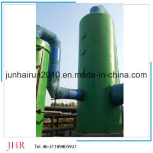 Waste Gas FRP Purification Tower/Gas Scrubber/Gas Cleaner Scrubbing Tower pictures & photos