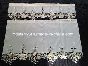 Xlt53 Kitchen Curtain Valance pictures & photos