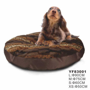 Luxurious Thick Oxford Fabric Pet Beds for Indoor&Outdoor Use pictures & photos