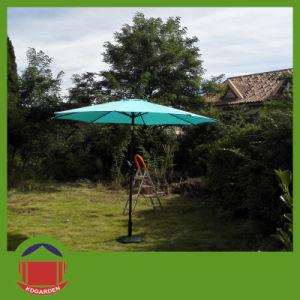 Red Garden Umbrella with Waterproof pictures & photos