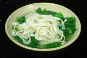 1000g Lvshuang Noodles pictures & photos