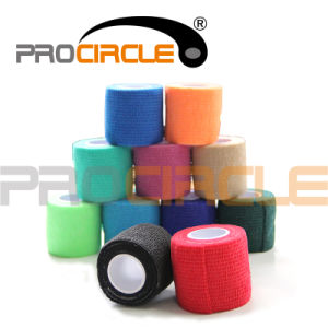 Athletic Use Sport Tape Kinesiology Tape (PC-ST1007) pictures & photos