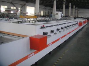 Auto Metal Electro Etching Line