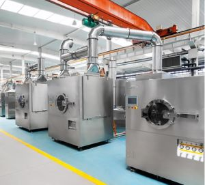 Bg10 Small Size Coating Machine pictures & photos