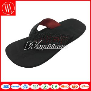 Summer EVA Sole Men Outdoor Beach Flip Flops pictures & photos