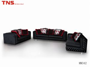 Indoor Furniture, Fabric Sofa, Modern Sofa (MM342B)