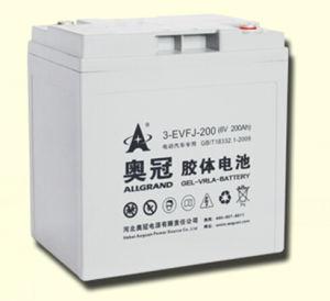 6V Battery for Electric Car / Golf Cart/ 6V200ah