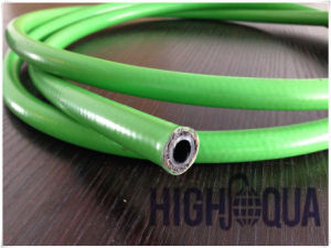 Superior Quality Smooth Surface Green High Pressure Washer Hose Chinese Manufacturer pictures & photos
