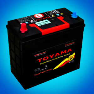 125V45ah Good Quality Car Battery Maintenance Free JIS Standard pictures & photos