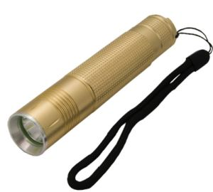 1W High Power 365nm 3AAA Battery LED UV Flashlight pictures & photos