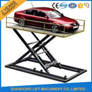 Scissor Hydraulic Auto Car Lift pictures & photos