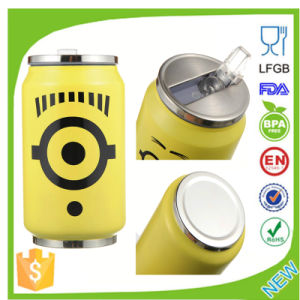 Customized Logo Can Flask Dn-251c pictures & photos