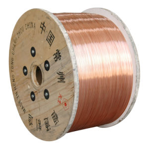 Plastic Spool Copper Clad Steel Wire pictures & photos