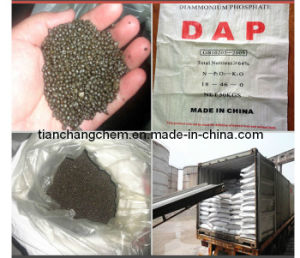 DAP Diammonium Phosphate Agricultural Fertilizer pictures & photos