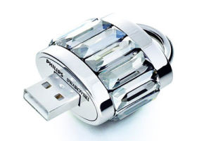 Jewelry Lock USB Disk