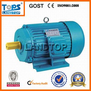 Low price Y series 3 Phase 20hp electric motor pictures & photos