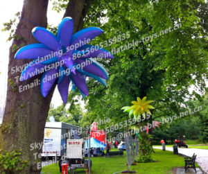 Inflatable Flower Trees for Outdoors Park Streets Decoration