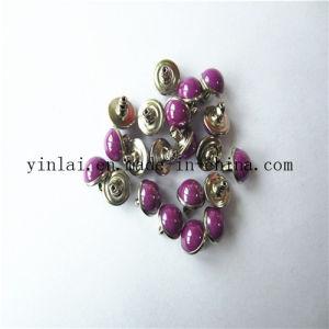 Rhinestone Decorative Pearl Crystal Rivet for Garment (YL-ZZ09)