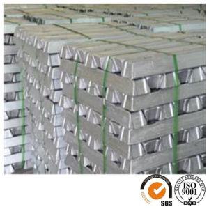 Tin Ingots From China/Pure Tin Ingot/ Sn Ingot 99.95% 99.99% High Quality Tin Ingot pictures & photos