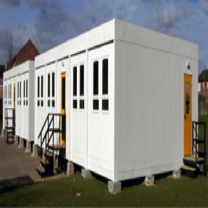 Prefab Container Homes for Residential Soluiton pictures & photos