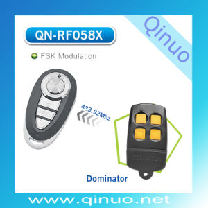 FSK Dominator gate rolling code remote control pictures & photos