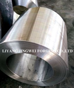 Feed Machine Steel Forged Ring pictures & photos