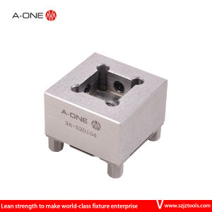 Erwoa CNC EDM Stainless Steel Electrode Holder pictures & photos