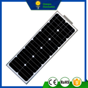 20W All in One LED Panel Street Solarlight pictures & photos
