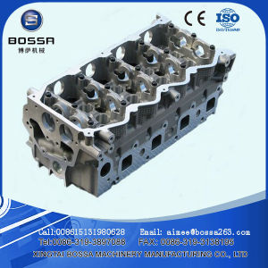 Casting Aluminum Engine Cylinder Head for Nissan pictures & photos