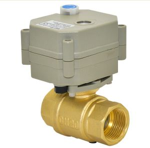 2 Way Electric Actuator Valve pictures & photos