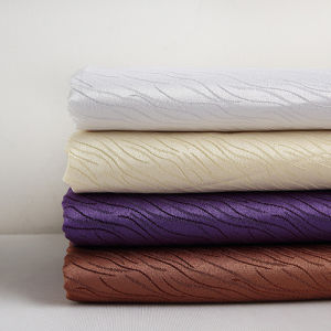 Matt Polyester Tablecloth Fabrics for Hotel