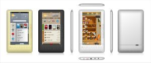 7inch Ebook Reader