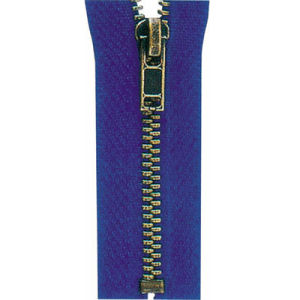 Brass Zipper pictures & photos